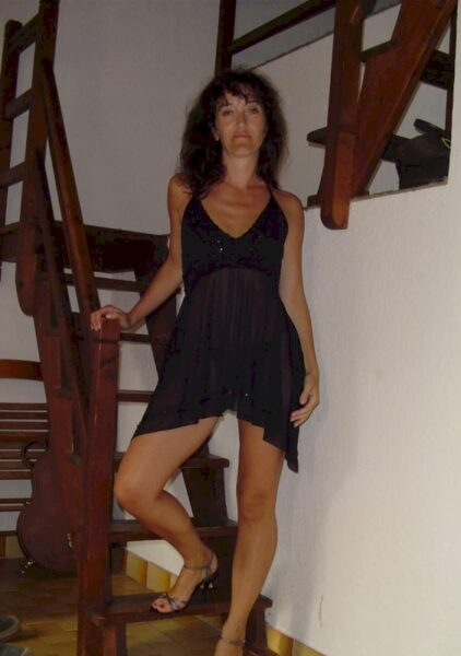 Femme mature coquine recherche un amant